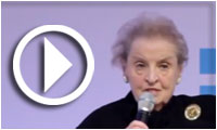 Speech of Ms. Madeleine K. Albright Investment & Entrepreneurship Conference