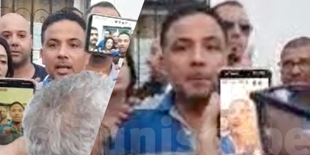 بالفيديو : في أول تعليق لسيف الدين مخلوف تهديدات وتصعيد