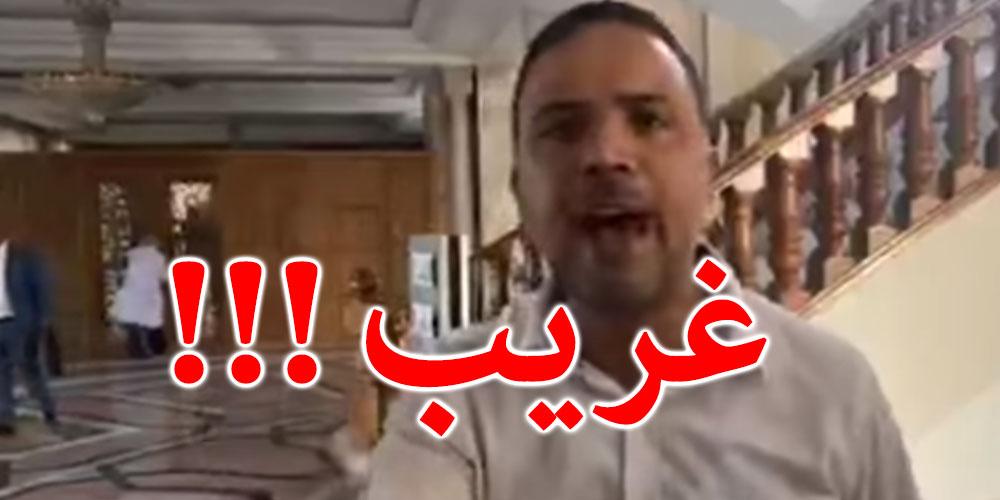 فيديو : خطاب غريب وخطير لسيف الدين مخلوف