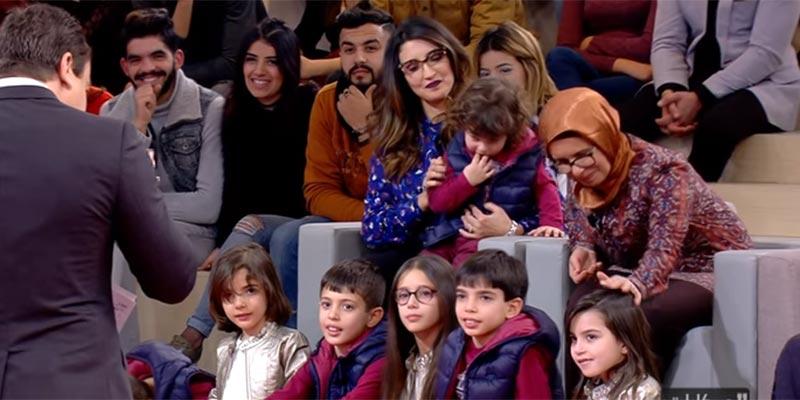 بالفيديو، في حكايات تونسية أمّ تبلغ من العمر 29 سنة و لها 8 أطفال
