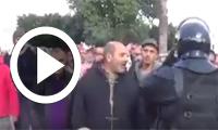 بالفيديو...مواطنو منزل بورقيبة  يعبرون عن رفضهم للتخريب : بالروح بالدم نفديك يا علم