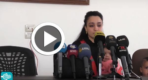 بالفيديو : شهادة مغربية هاربة من داعش