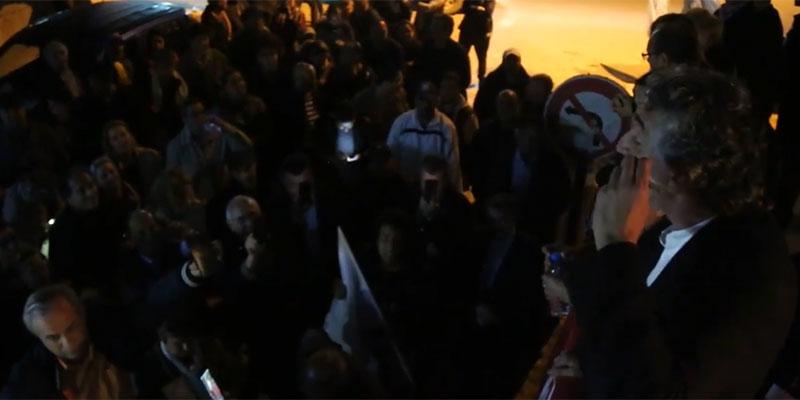 بالفيديو : فرحة و زغاريد في مدينة المرسى بعد الإعلان عن فوز القائمة المستقلّة ''المرسى تتبدّل''