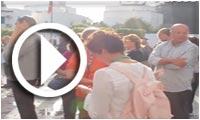 En vidéo… Elections législatives : Les habitants de la Marsa nombreux à l'école 'Rue des roses'