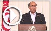 Moncef Marzouki : les 75 jours précédant les élections seront classés parmi les jours les plus dangereux