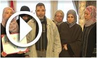 بالفيديو...رئيس الجمهورية يكرم عائلات شهداء الجيش الوطني الذين استشهدوا في عملية نبر