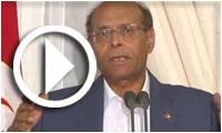 Marzouki : La Tunisie est le pays de Saint Augustin, de la plus vielle synagogue et du premier minaret de la région