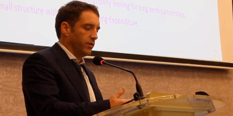 Petit déjeuner débat avec le CCM : Allocution de M. Renaud Laneyrie, DG de Mazarine Energy