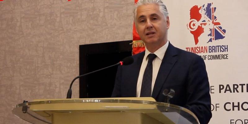 Petit déjeuner débat avec le CCM : Allocution de M Mehdi Ben Abdallah, président de la TBCC