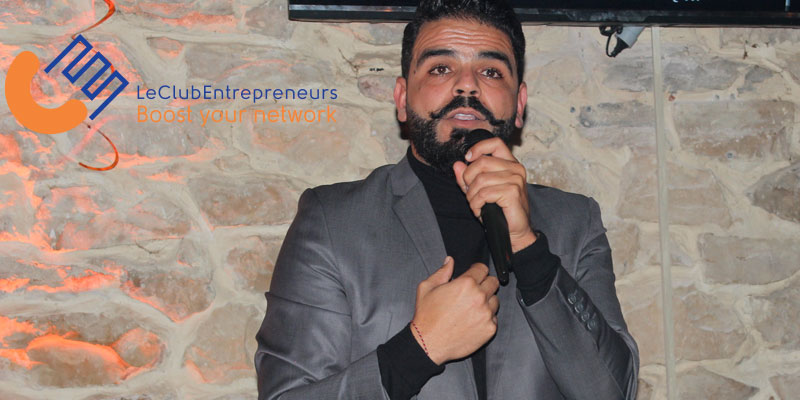En vidéo : Speech de Mehdi Mahjoub au Club Entrepreneurs