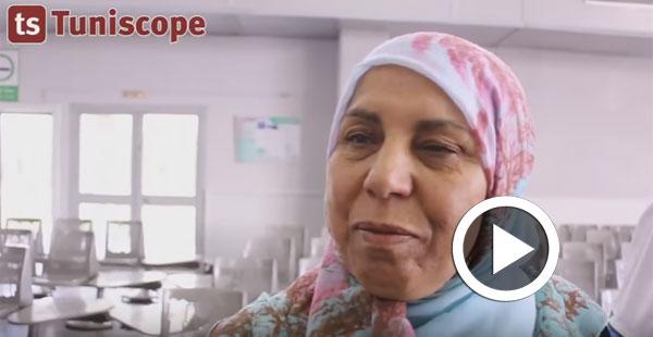 ''والدة روعة التليلي: ''أمنيتي يبقى إسم روعة مرفوع