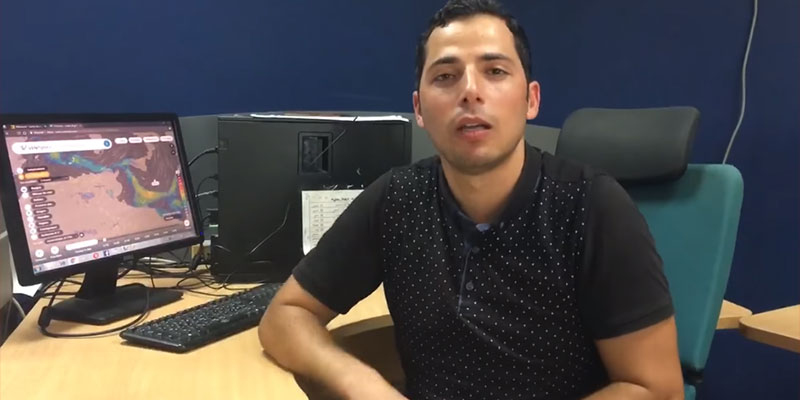 بالفيديو : تقلبات جوية جديدة بداية من الليلة