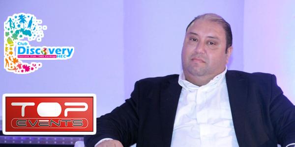Allocution de M. Nabil Messaoud , Directeur général de TOP EVENTS