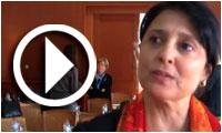 Interview de Mme. Hager El Fatimi Mili