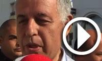 Déclaration de Mustapha Kamel Nabli avant le vote