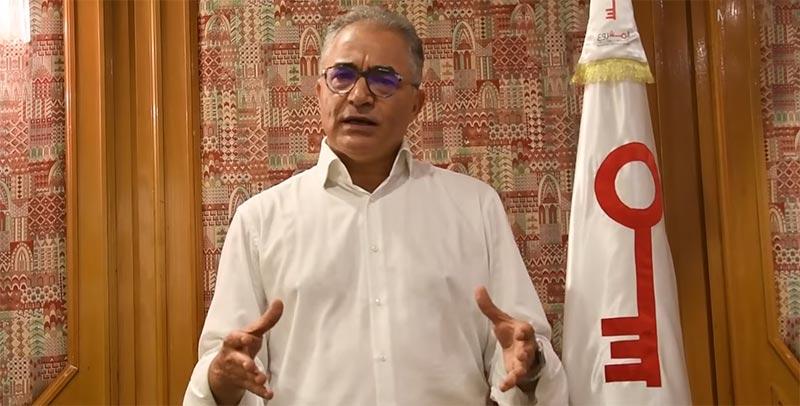 بالفيديو: رسالة محسن مرزوق بمناسبة عيد المرأة التونسية