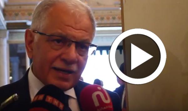 En vidéo...Signature de l'accord de Carthage : Déclaration de Kamel Morjane