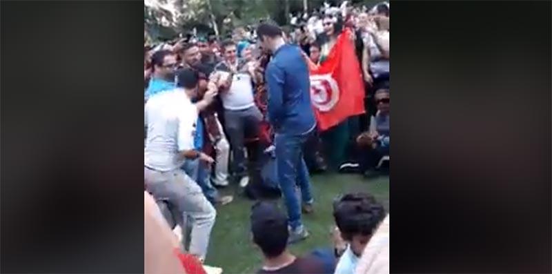بالفيديو: الرقص والغناء الشعبي التونسي في قلب موسكو