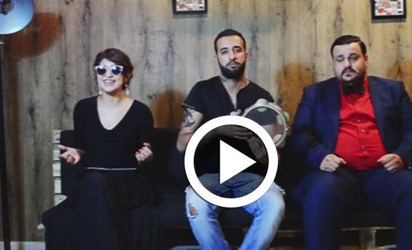 بالفيديو : عندما تلتقي أم كلثوم و محمد عبد الوهاب في أغنية أولاد مفيدة