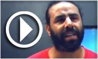 Mounir Troudi présente son spectacle Nagouz 2014