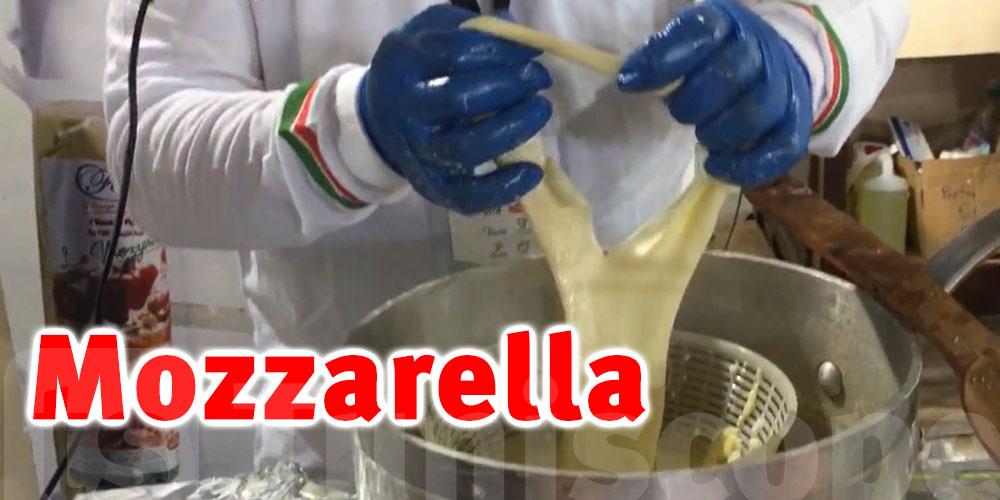 mozzarellaبالفيديو :هاو كيفاش تحضر ال