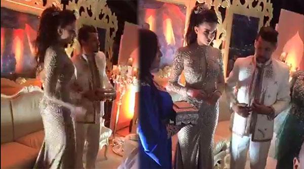 بالفيديو: ''وطية'' أميرة الجزيري ويوسف المساكني