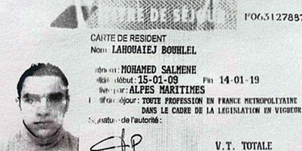 Ce que les enquêteurs ont trouvé dans le portable de Mohamed Lahouaiej Bouhlel