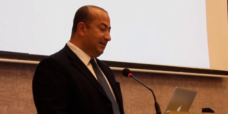 Petit déjeuner débat avec le CCM : Allocution de M. Naceur Hidoussi, président de l'AmCham Tunisie