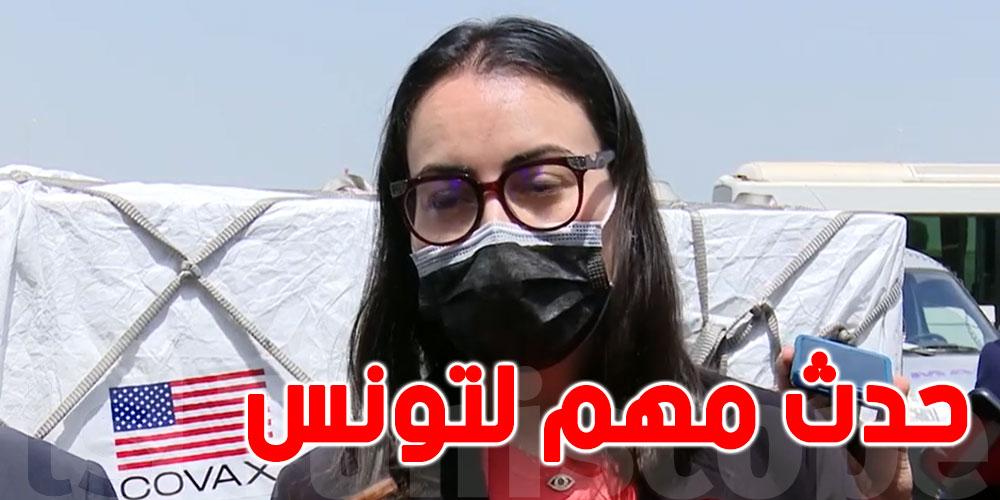 نادية عكاشة ''نواصل الحرب ضد كورونا في ظروف أفضل''