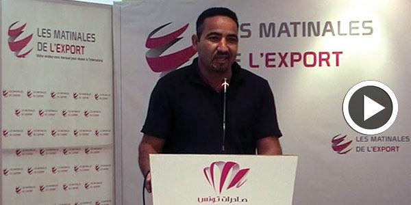 En vidéo : M. Nakhli Boughdiri parle de la société Bio Zelfen (transformation des figues de barbarie)