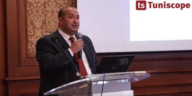 Allocution de M. Naceur HIDOUSSI Président du Conseil des Chambres Mixtes de Tunisie