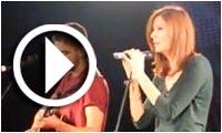 Performance de Nejla Belhaj - TedX Carthage Women