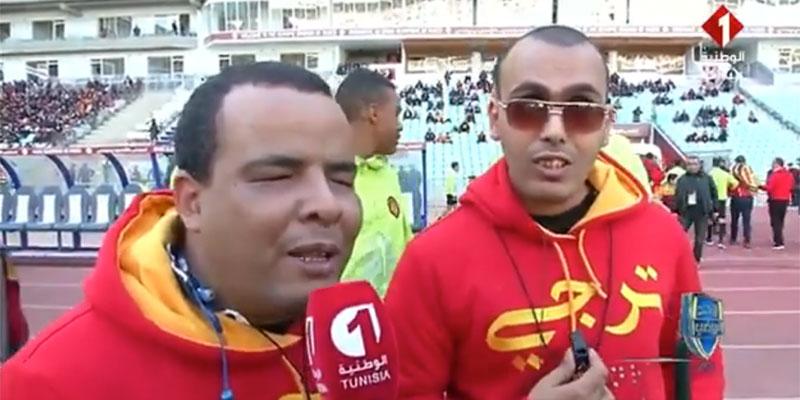 En vidéo: Des Espérantistes non-voyants rehaussent le match EST- US TATAOUINE