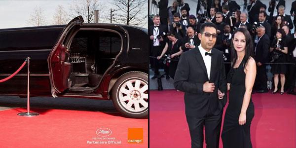 Deux tunisiens au festival de Cannes du Film grâce à Orange Tunisie