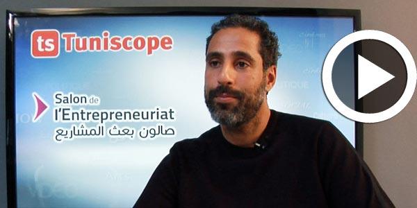 En vidéo-Youssef Bechaouch parle de la participation de la fondation Orange au salon de l'Entrepreneuriat