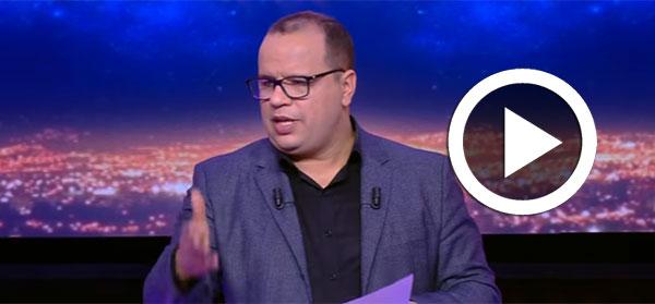 بالفيديو: نوفل الورتاني يردّ على مستشار وزيرة السياحة ''مستوى منحطّ''