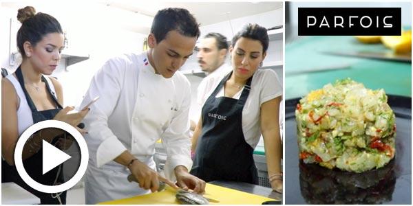 En vidéo : ''Parfois Home is''.... Cours de Cuisine au restaurant Baboucha