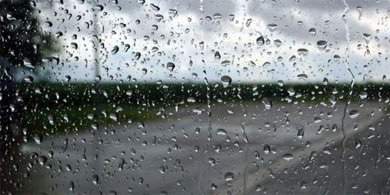 بالفيديو، أمطار غزيرة ورياح قوية مع بداية الاسبوع
