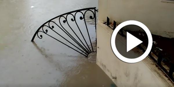 En vidéo : Quand une musique provenant d'un café rime avec la pluie d'aujourd'hui
