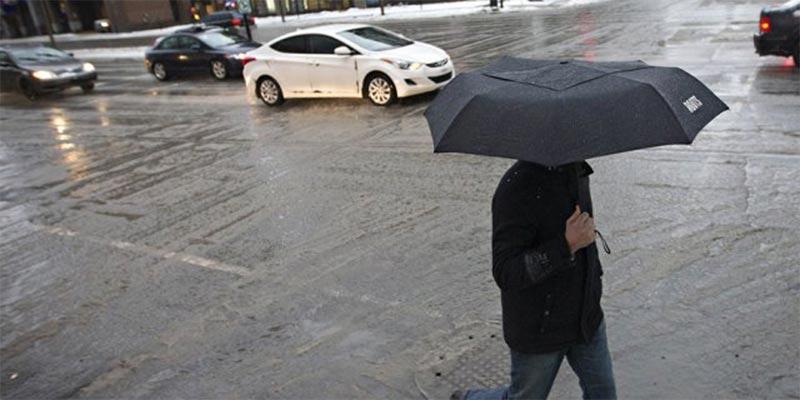 بالفيديو : تقلبات في الطقس، أمطار ورياح بداية من الليلة