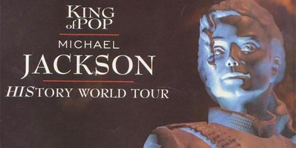 Il y'a 21 ans, un 7 octobre, Michael Jackson était à Tunis