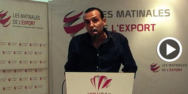 En vidéo : M. Ramzi Jelali parle de la société Omega Tunisie (huiles végétales cosmétiques et pharmaceutiques)