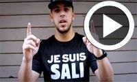 En vidéo…Un jeune rappeur réagit à l'attaque contre 'Charlie Hebdo' : Vous êtes Charlie, nous sommes salis