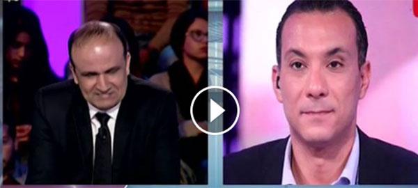 بالفيديو رازي القنزوعي يرد على وديع الجريء