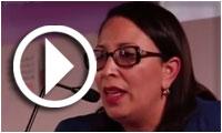 En Vidéo-ISIE : Faouzia Drissi appelle les Tunisiens à voter en masse