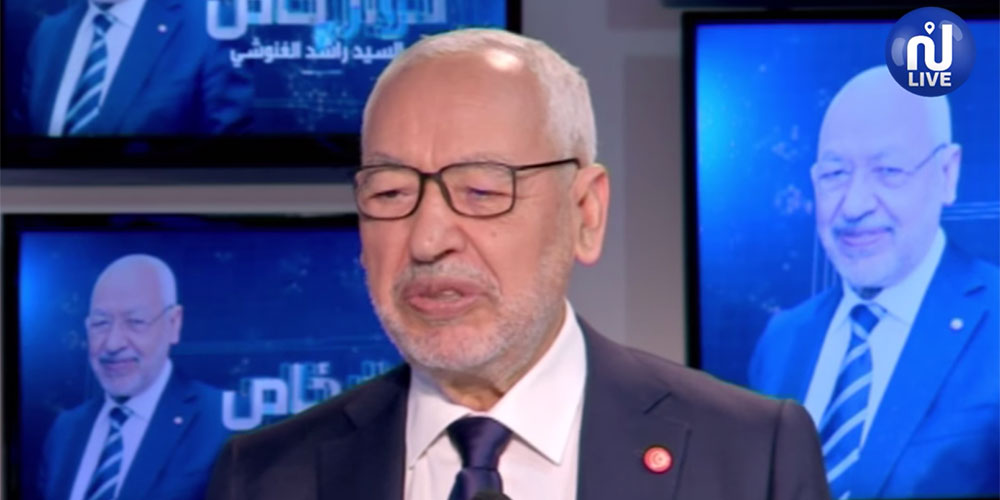 ...راشد الغنوشي : جلسة البرلمان سميّت جلسة محاسبة