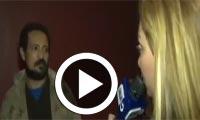 بالفيديو.. الإعلامية ريهام سعيد تتعرض لمحاولة اعتداء من قبل أحد المتهمين بحرق زوجته وقتلها