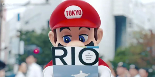 En vidéo : La présentation  High Tech des jeux Tokyo 2020 est à couper le souffle