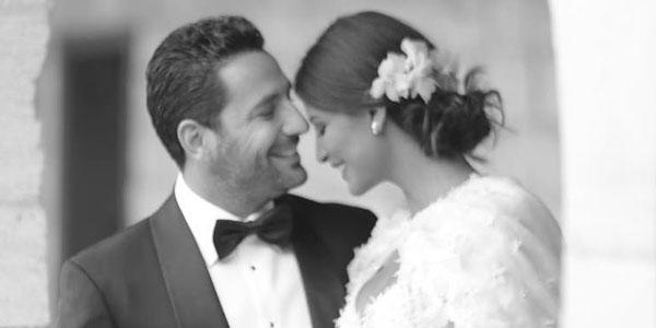 بالفيديو : زواج التونسية ريم سعيدي