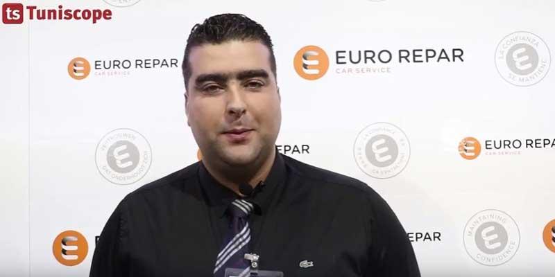 Interview de M.Mohamed Sahl Abessi Directeur Réseau Euro Repar ParcTunisie